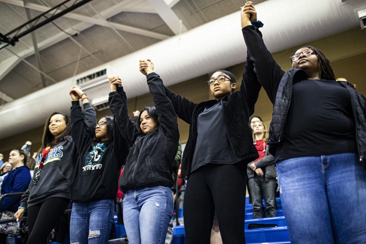 Black History Month celebration at Warren East