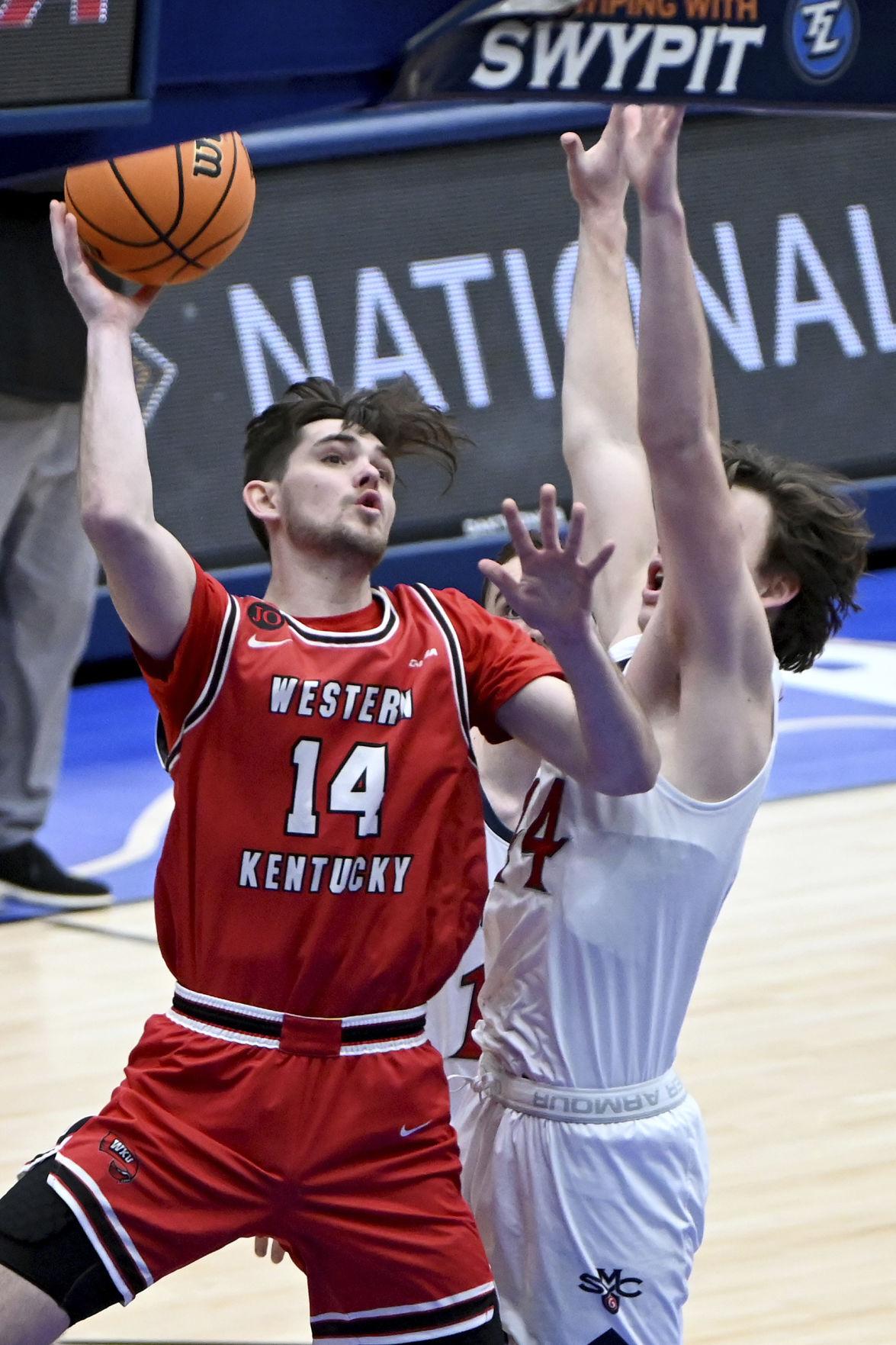 NIT W Kentucky St. Marys Basketball