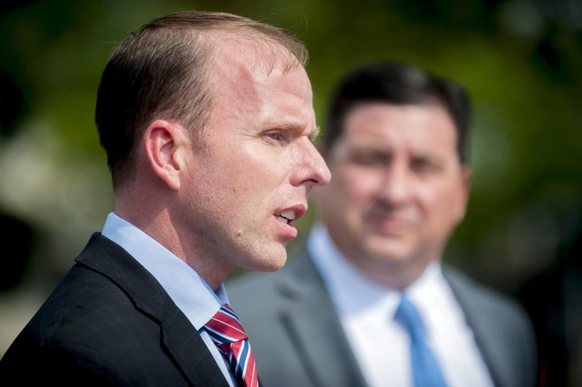 GOP's Goforth touts longshot campaign at Bowling Green stop