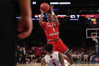 Hilltoppers fall to Utes in NIT Final Four