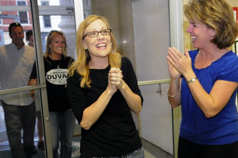 Duvall ousts incumbent Goad | News | bgdailynews com