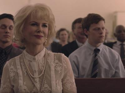 "Strong cast anchors compelling ""Boy Erased"""
