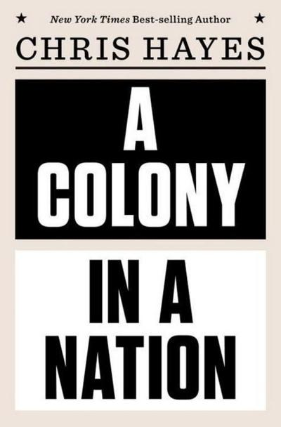 Book review: 'A Colony in a Nation'
