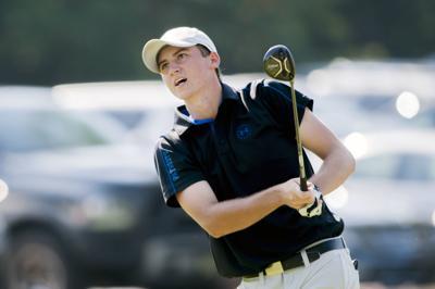 Boys' state golf