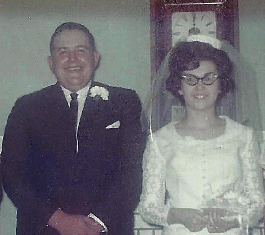 Hensons celebrate 55th anniversary
