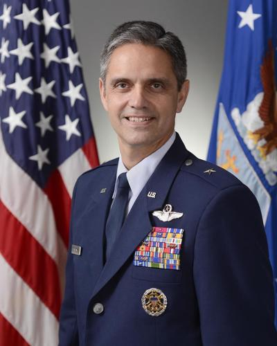 BG native gets second star from Air Force