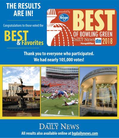 Best Of Bowling Green 2018 Results News Bgdailynews Com