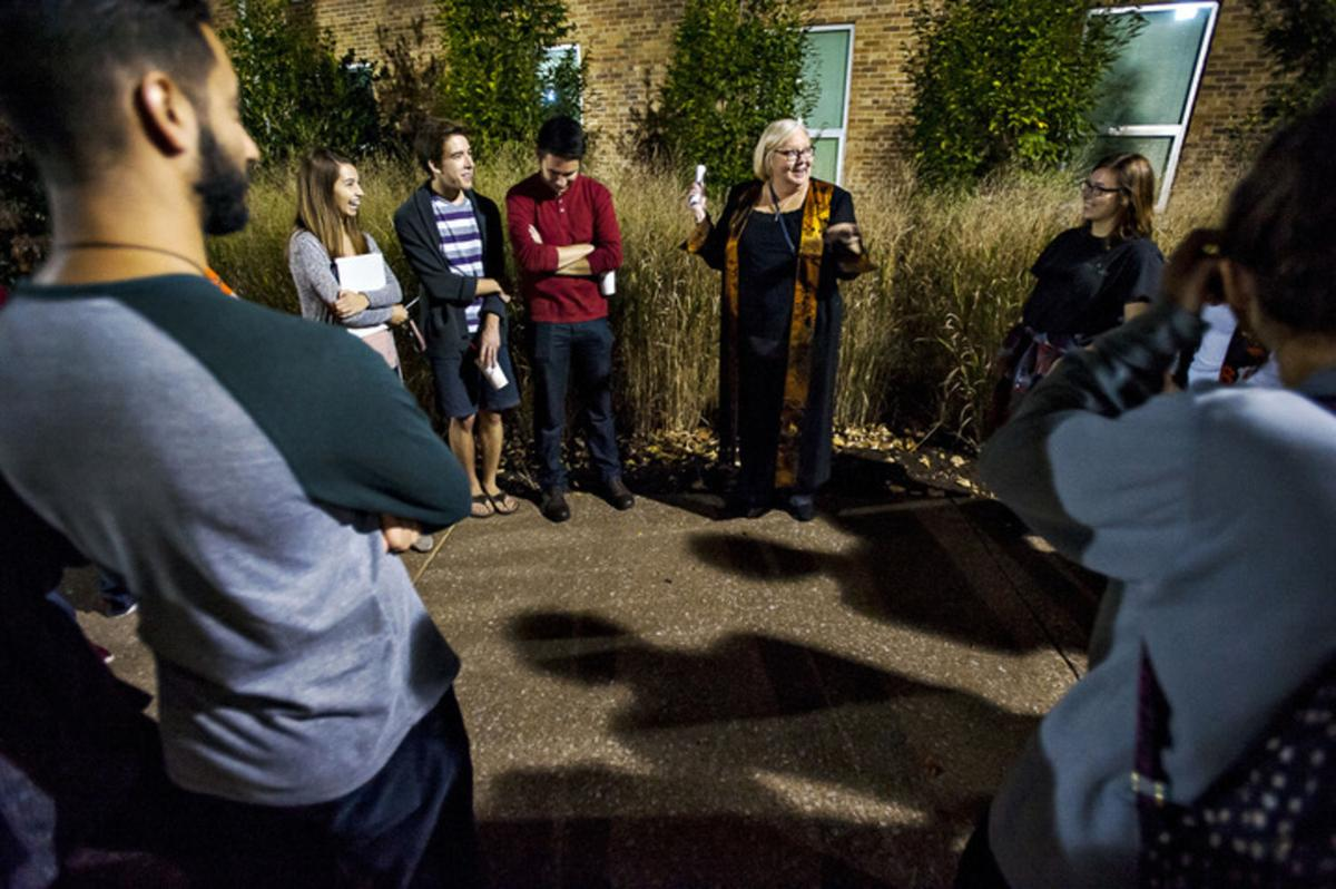 WKU ghost story tour resurrects university's history for students