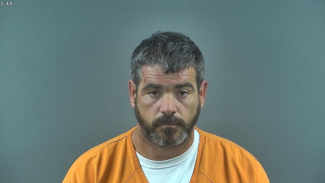 Man arrested in crash that killed daughter makes first court