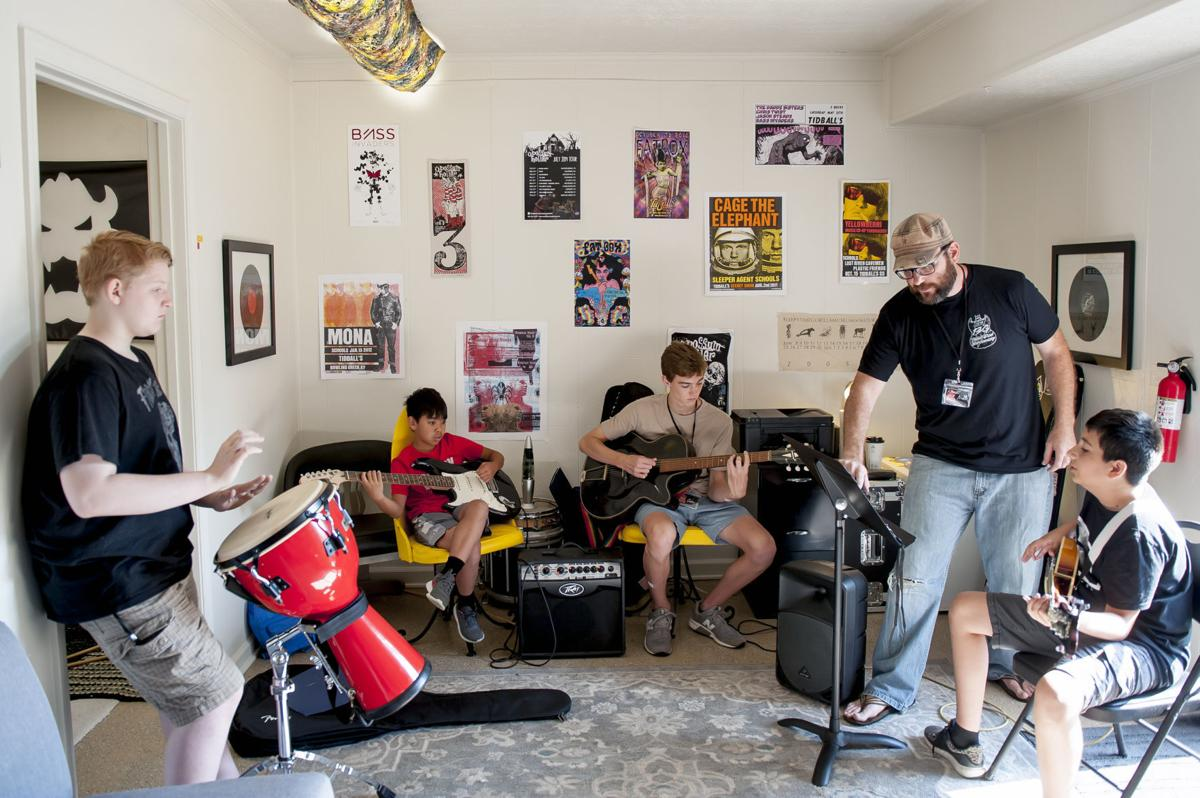 Rock Band Summer Camp