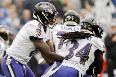 Ravens 21-0 over Titans