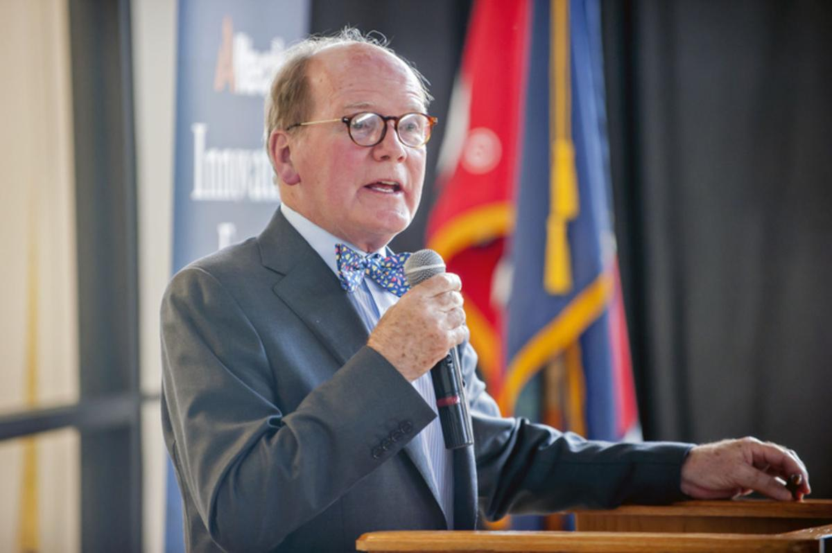 Alltech founder pitches innovation
