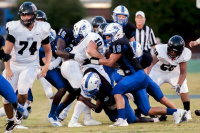 Prep football: South Warren 36-14 over Franklin-Simpson