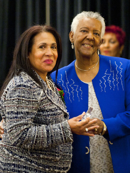 'Woman of the Year' named by commission