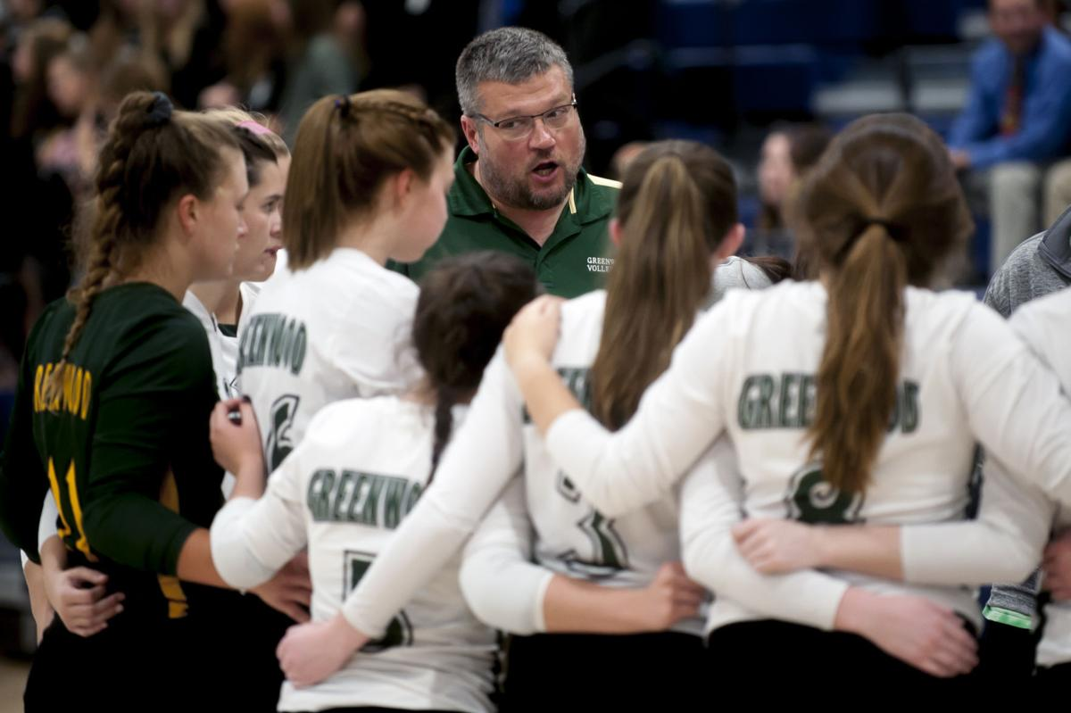 Prep volleyball: Greenwood 3-0 over South Warren