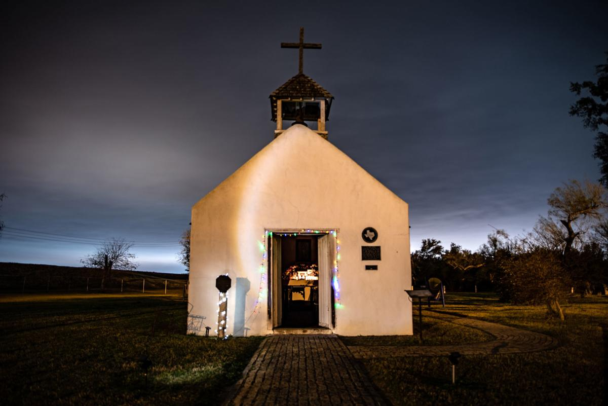 BORDER-CHURCH