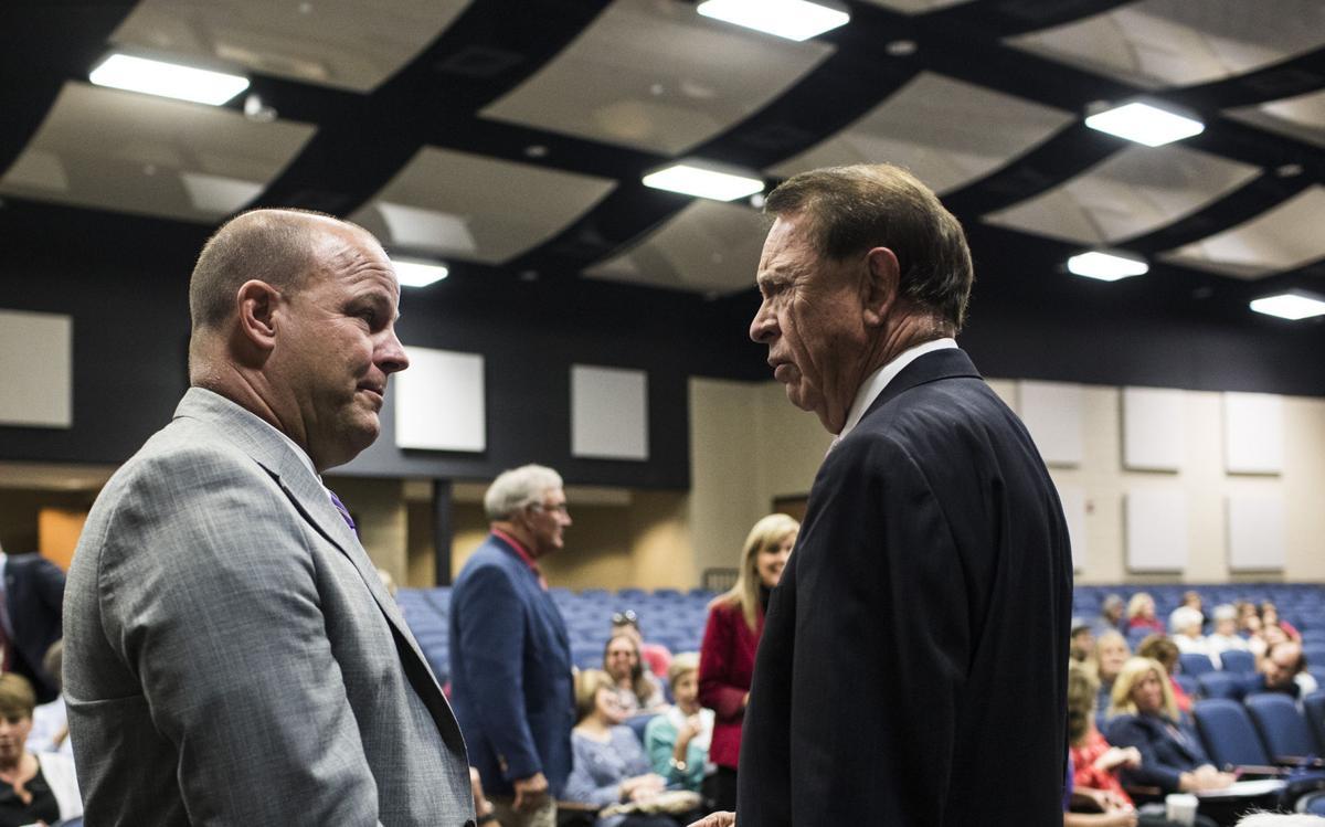 South Warren High School Hosts Teacher Pension Reform Forum