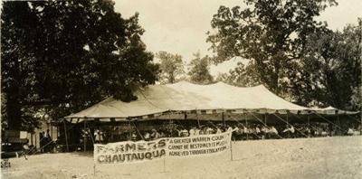 Farmer's Chautaquas