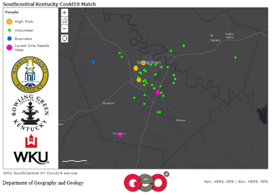 Action Website Map