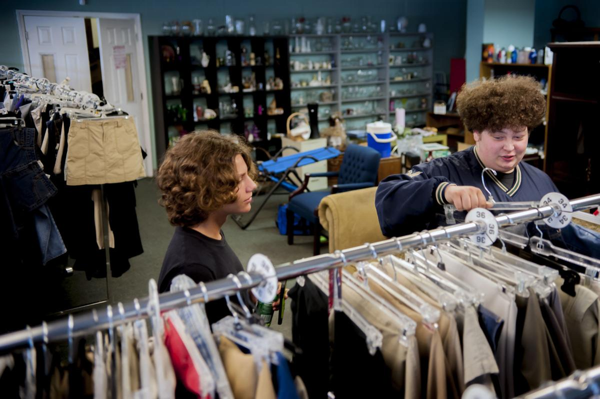 Salvation Army To Change Thrift Store To Clothing Closet