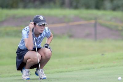 Girls' Region 4 golf