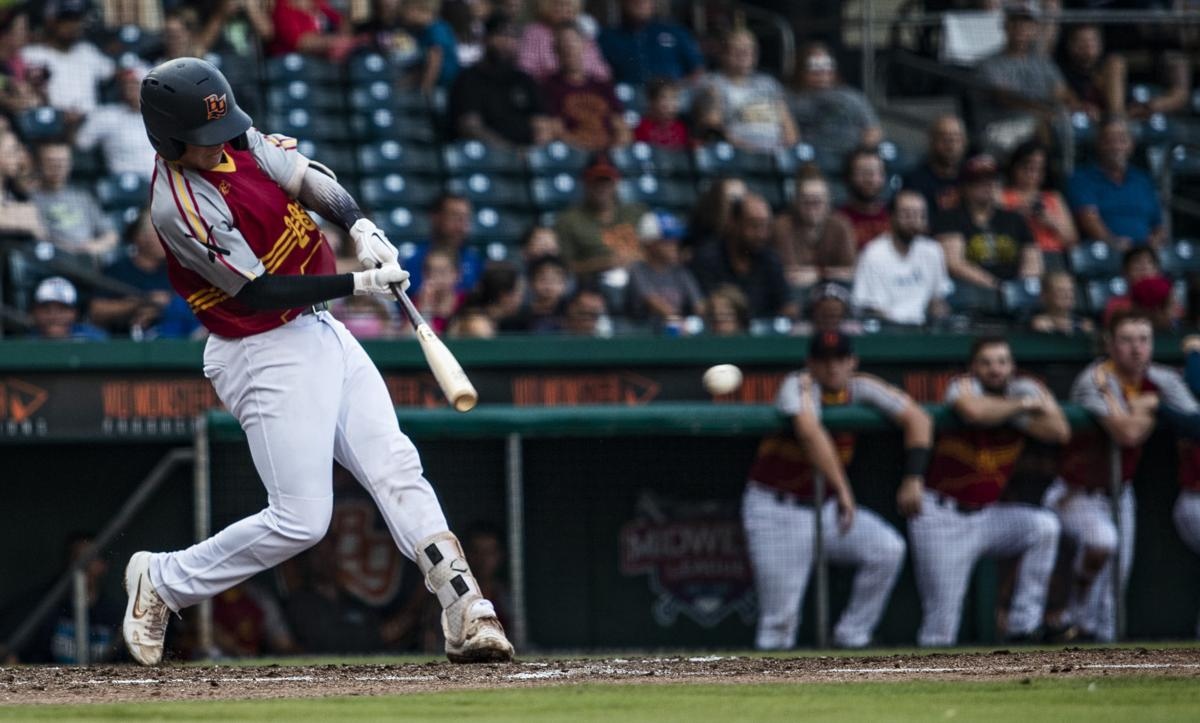 Wisconsin Timber Rattlers at Hot Rods