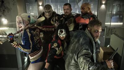 Messy 'Suicide Squad' succeeds despite its flaws