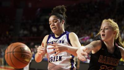 Lady Purples beat Barren County for Region 4 title