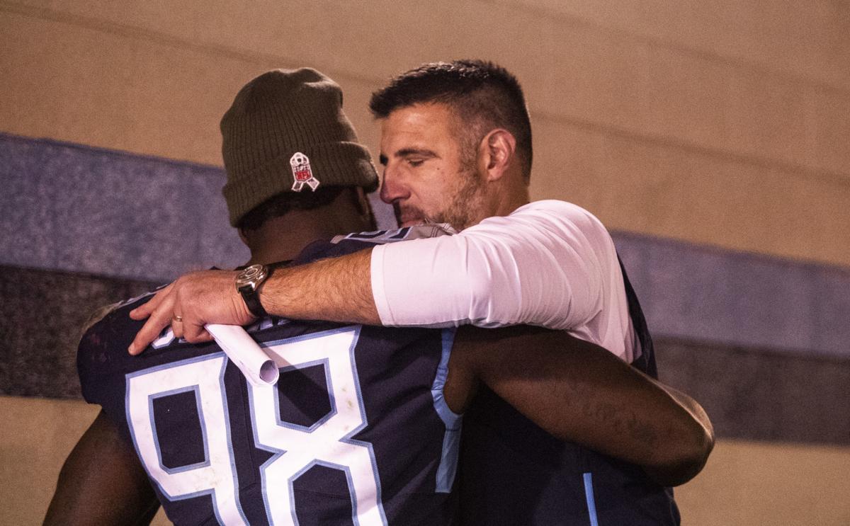 Titans Defense Shines In Win Over Patriots Sports