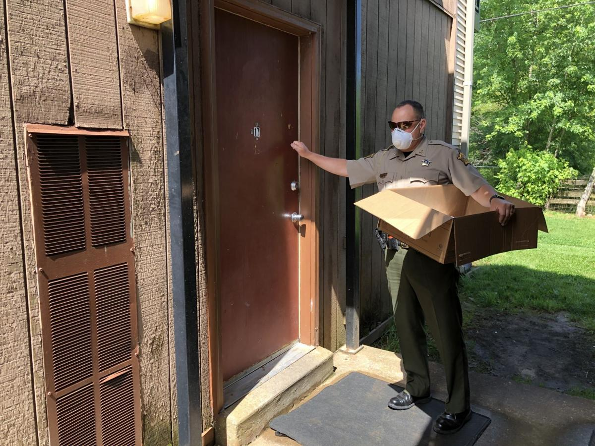 Law enforcement, NAACP band together for mask delivery to low-income neighborhoods