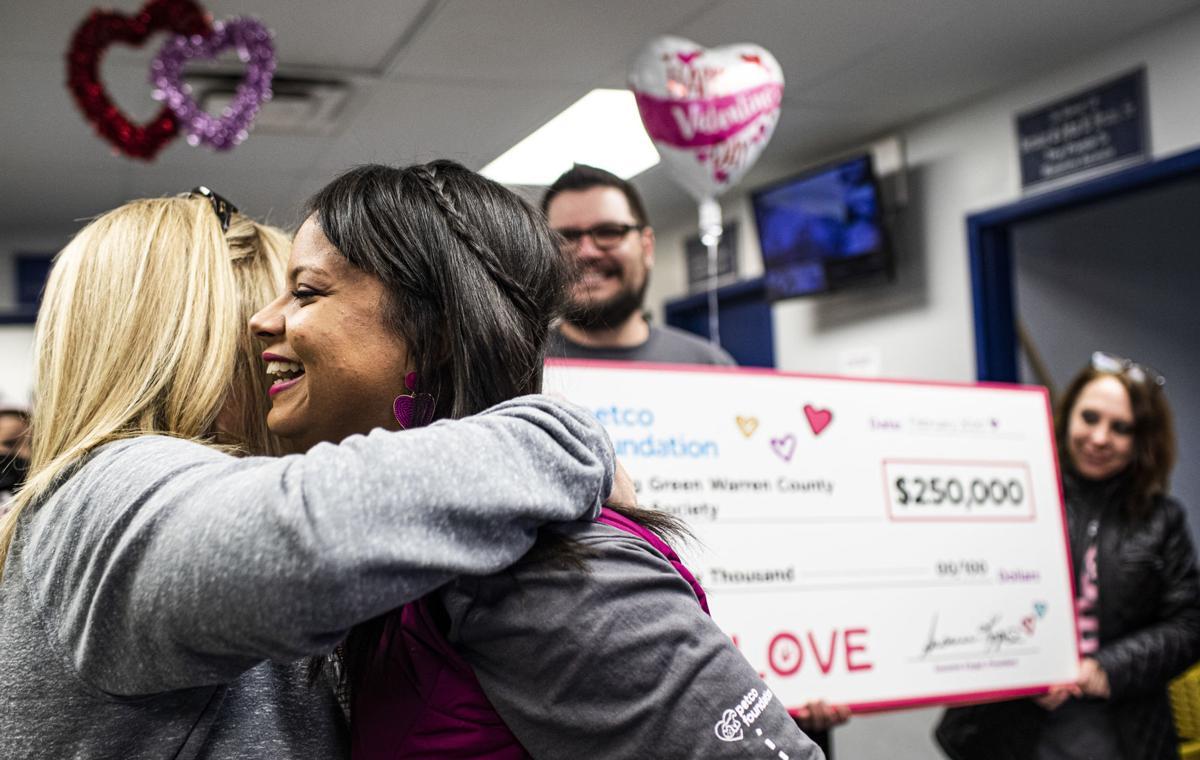 Petco donates $250k to Humane Society