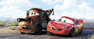 'Cars' as fun for adults as it is for tots