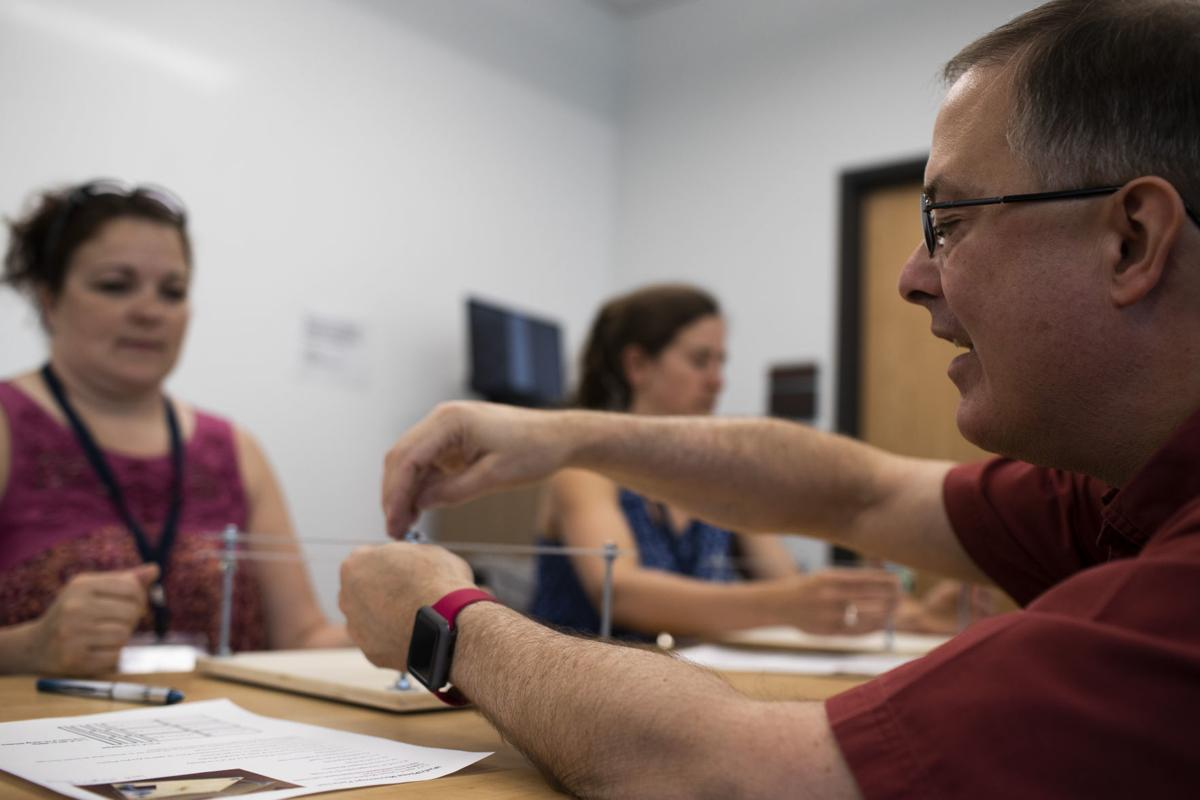 WKU welcomes science teachers for partnership with National Stem Cell Foundation