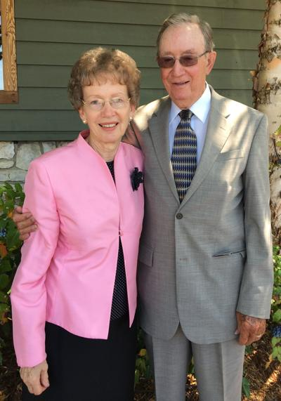 Elmores celebrate 60th anniversary