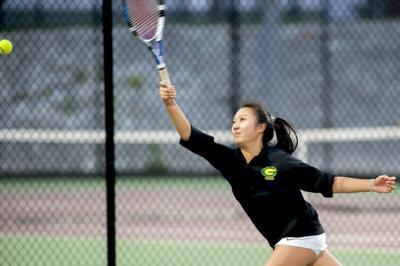 Prep girls tennis