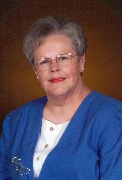 """Photo: Lucille """"Carrol"""" Himer Hoagland"""