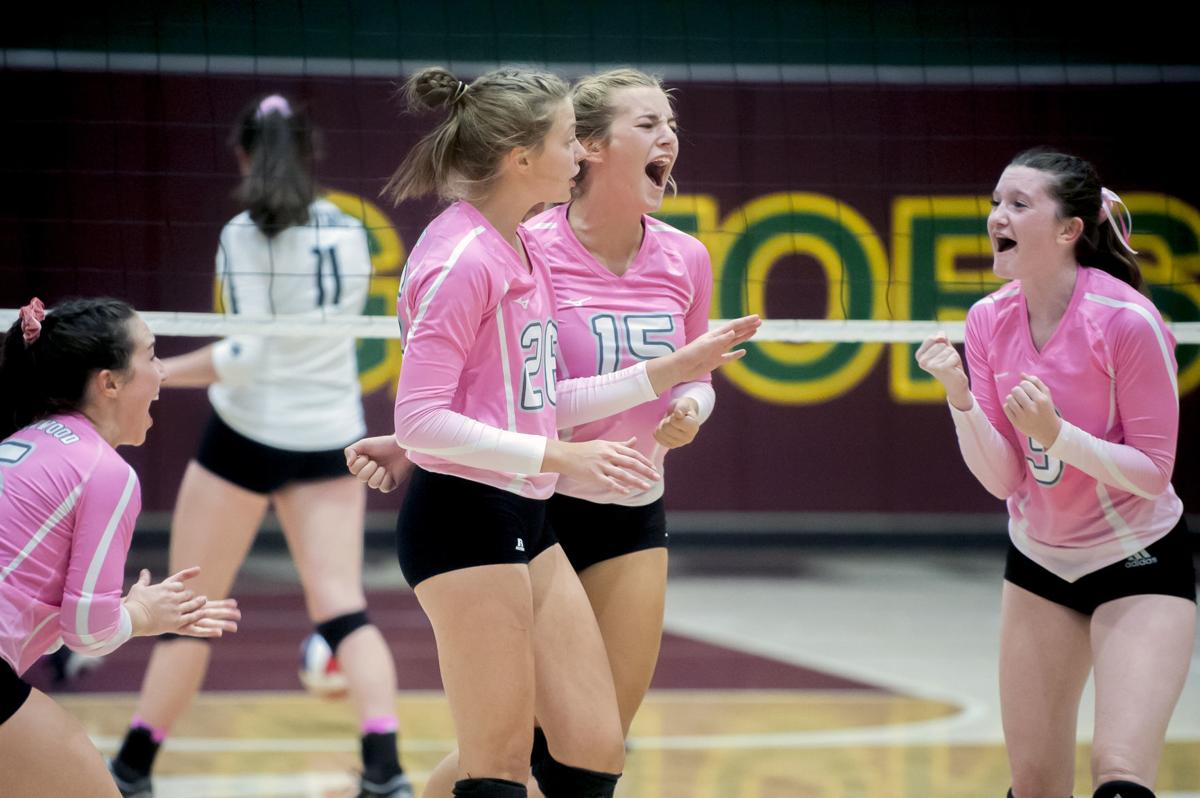 Prep volleyball: Greenwood 3-2 over South Warren