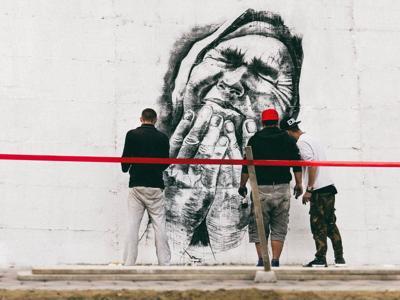 Community art project will memorialize faces of Bosnian War