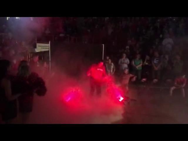 VIDEO: Hilltopper Hysteria men's basketball team introduction