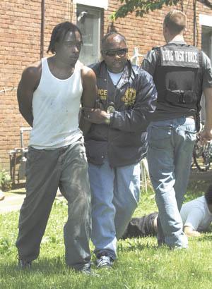 Eleven arrested in drug roundup | News | bgdailynews com
