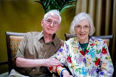 John and Martha (McCarter) Schaeufele
