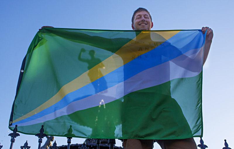 Man proposes new Bowling Green flag | News | bgdailynews com