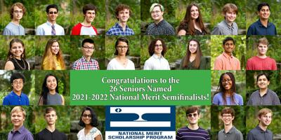 Several Gatton Academy seniors recognized as National Merit semifinalists