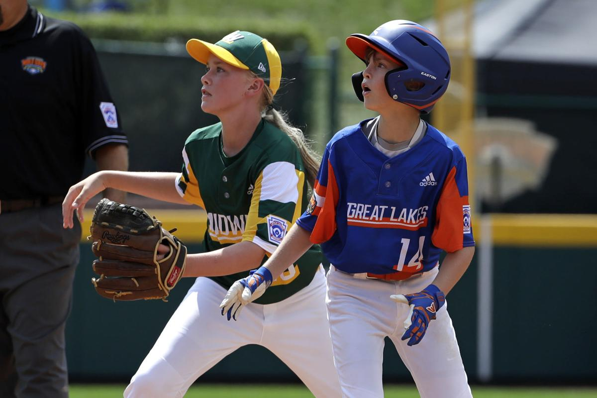 LLWS Minnesota Kentucky Baseball