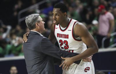 Hilltoppers defeat North Texas 67-51