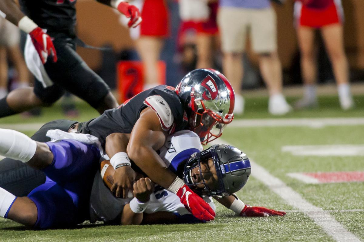 College football: WKU falls to Central Arkansas 35-28