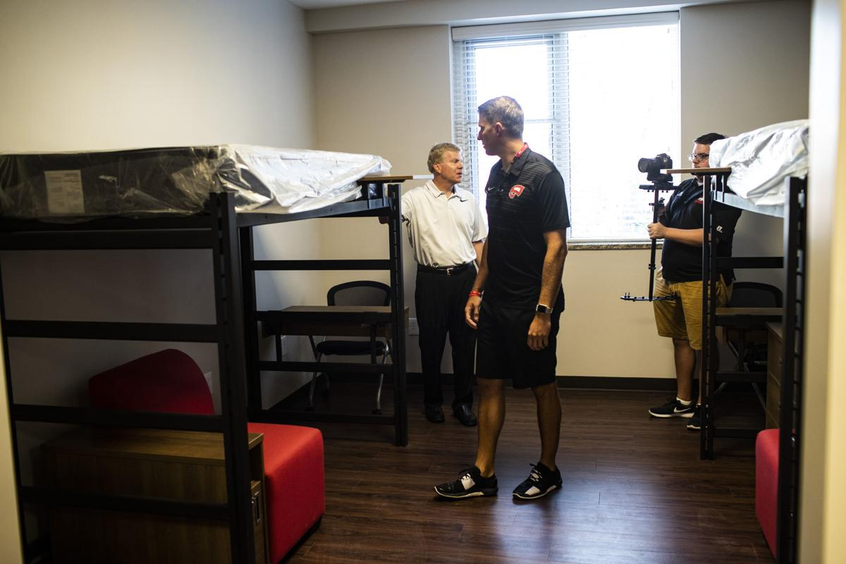 WKU prepares to open new residence hall | News ...