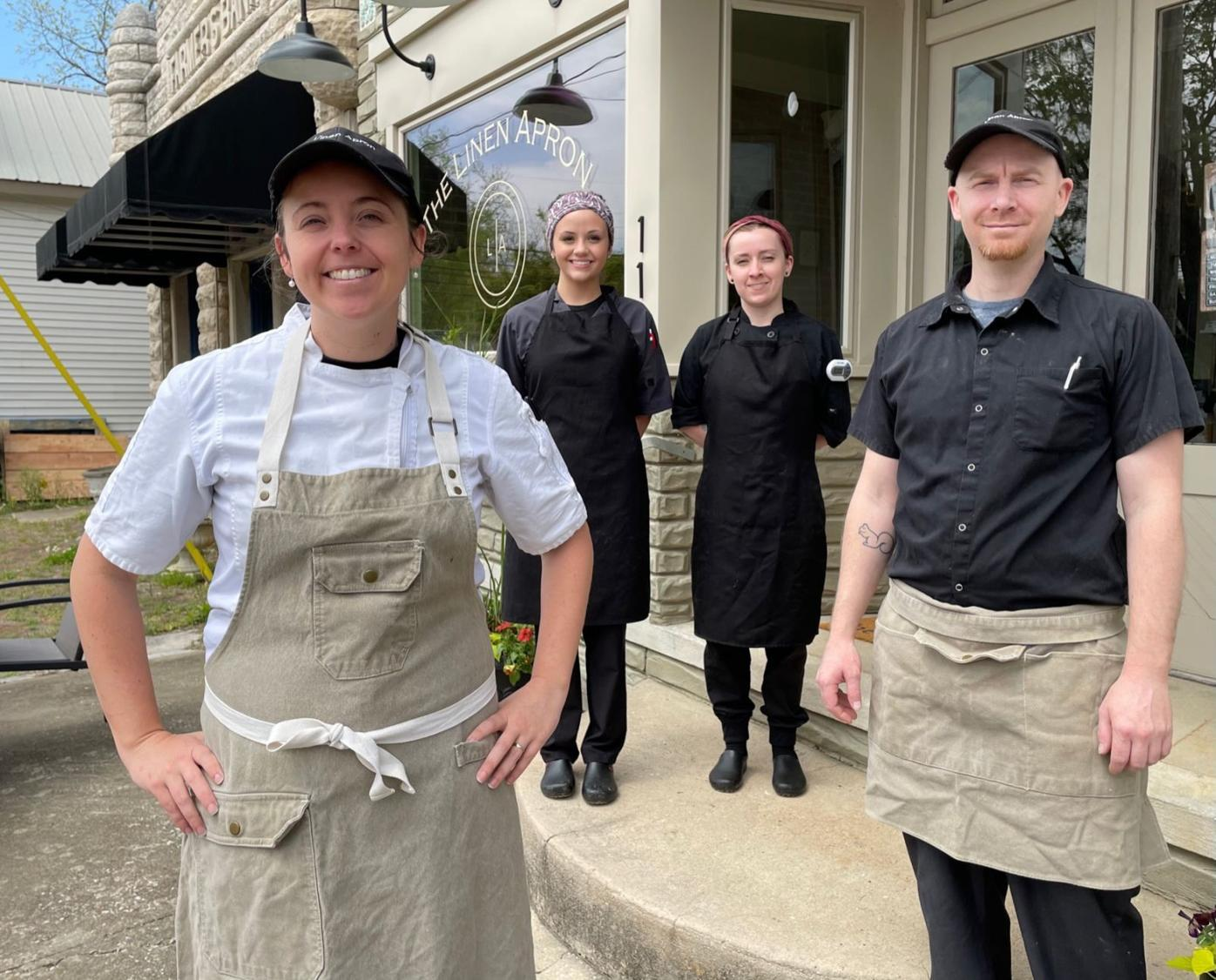 Linen Apron eatery opening in Smiths Grove