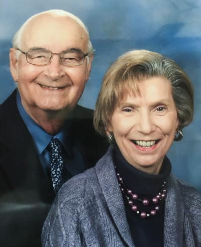 Dr. William and Joyce Buckman