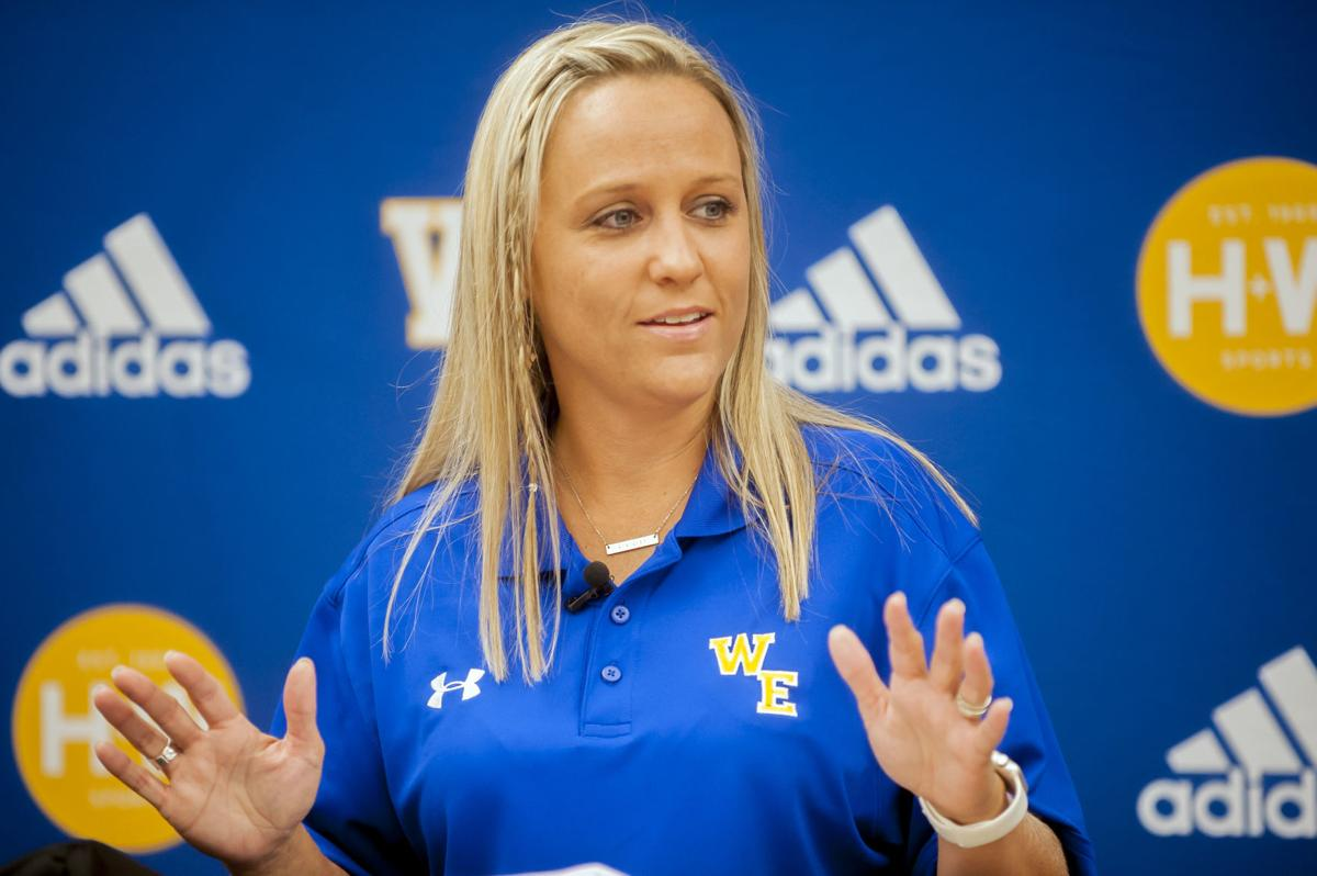 Warren East names Jenny Neville new girls basketball coach